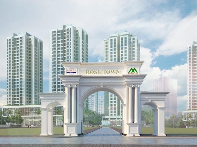 Rose Town mở ra cơ hội sở hữu nhà cho các gia đình trẻ 0:00/0:00 Phía Bắc
